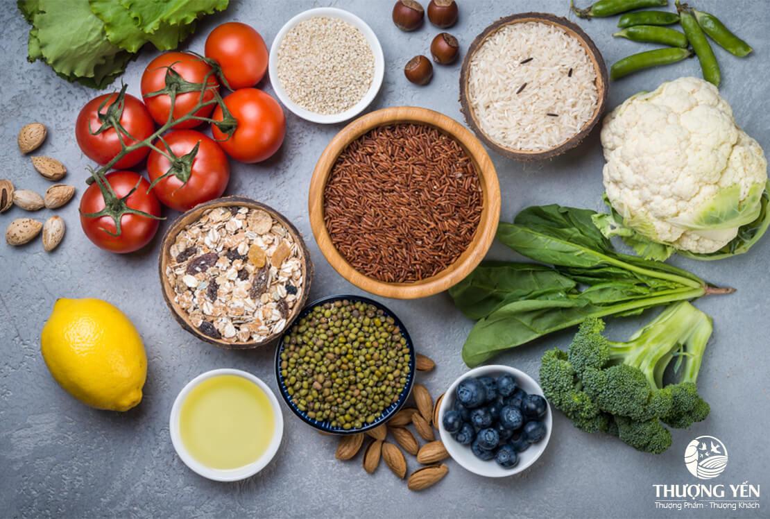 Phụ nữ sau sinh mổ nên ăn gì: Các loại ngũ cốcPhụ nữ sau sinh mổ nên ăn gì: Các loại ngũ cốc