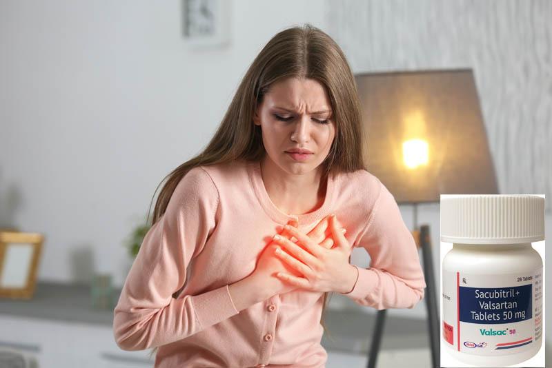 Sacubitril + valsartan điều trị suy tim có hiệu quả không?
