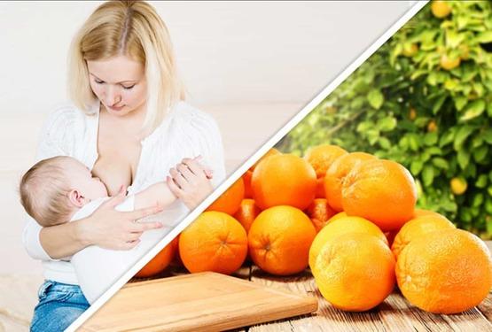 Sau sinh có nên ăn cam không là thắc mắc của nhiều bà mẹ