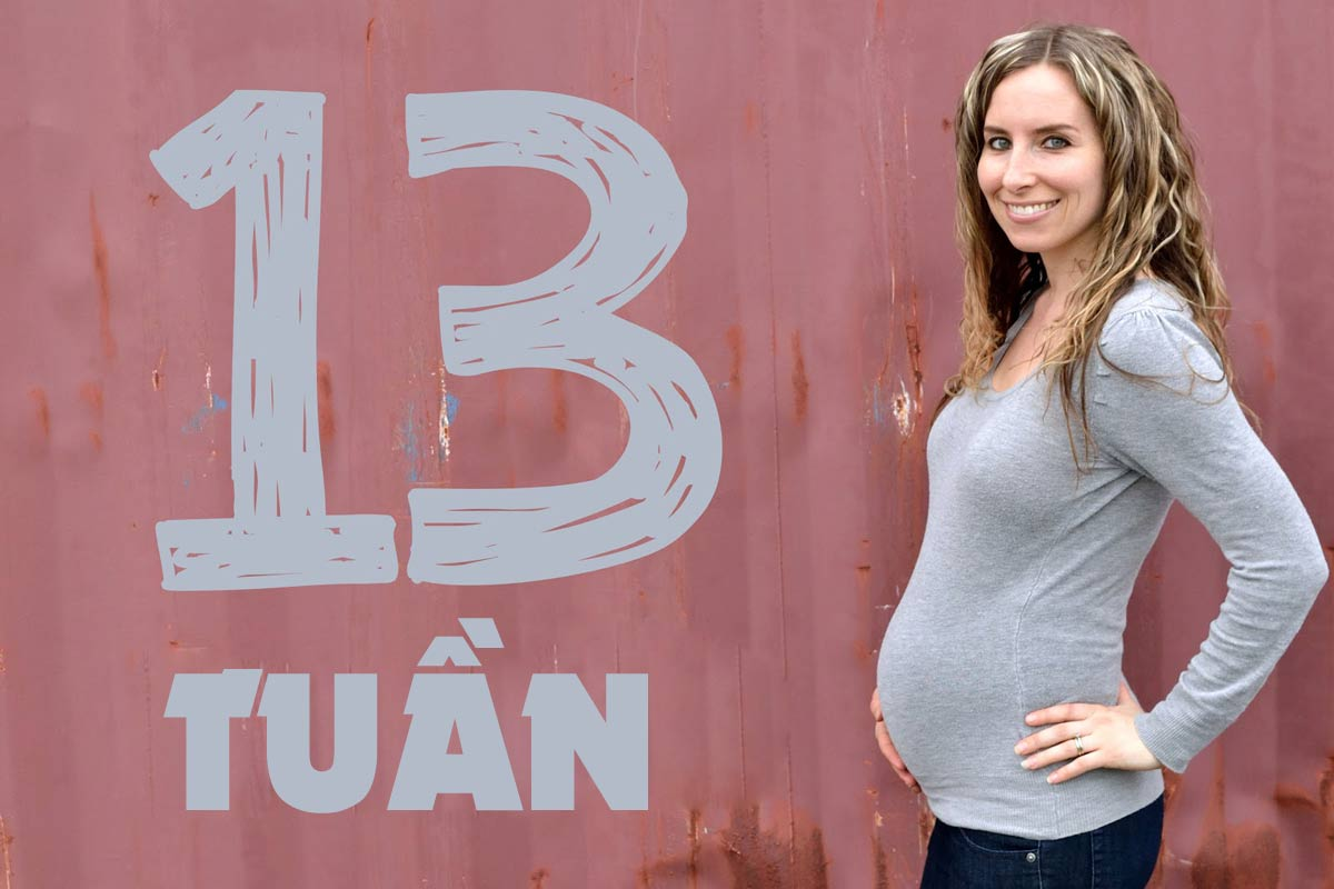 Thai nhi 13 tuần tuổi có biết trai hay gái không