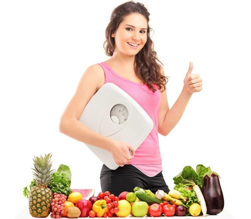 Thay đổi chế độ chế độ ăn uống là một cách giúp mẹ làm tan mỡ bụng sau sinh