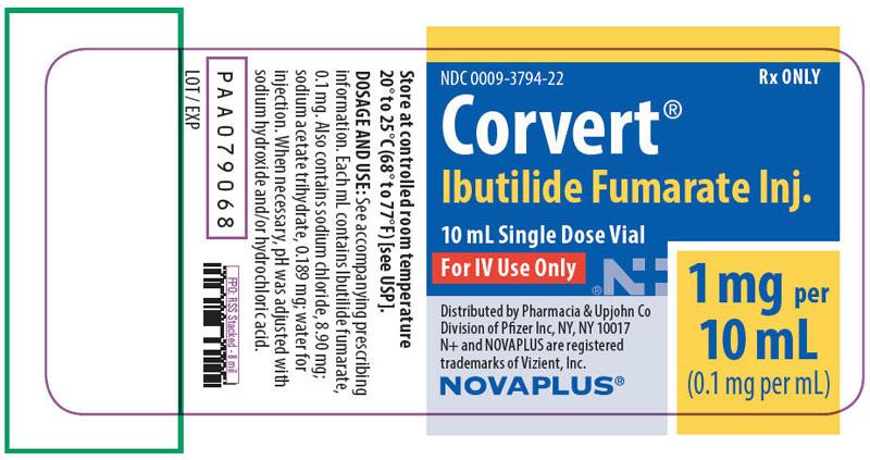 Thuốc Ibutilide giúp điều trị bệnh rung tâm nhĩ
