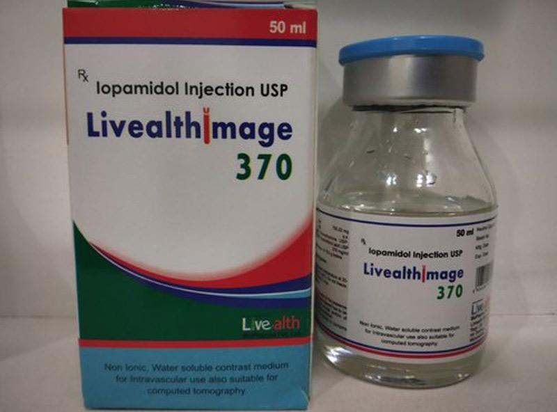 Thuốc Iopamidol được sử dụng cho bệnh nhân trước khi chụp CT, MRI