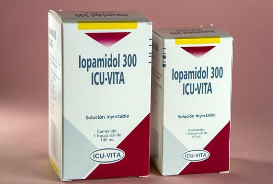Thuốc Iopamidol