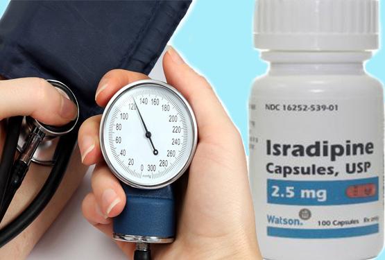 Thuốc Isradipin