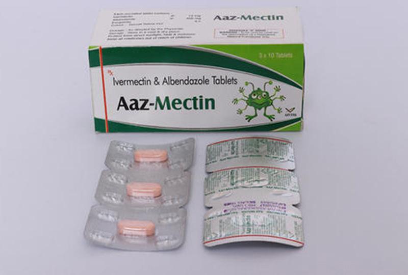 Thuốc Ivermectin nên dùng khoảng 3-6 tháng một lần
