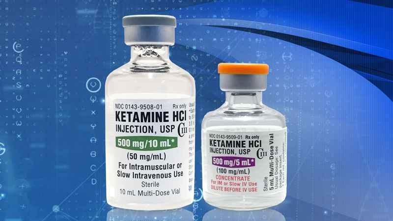 Thuốc Ketamine dùng để gây tê, gây mê