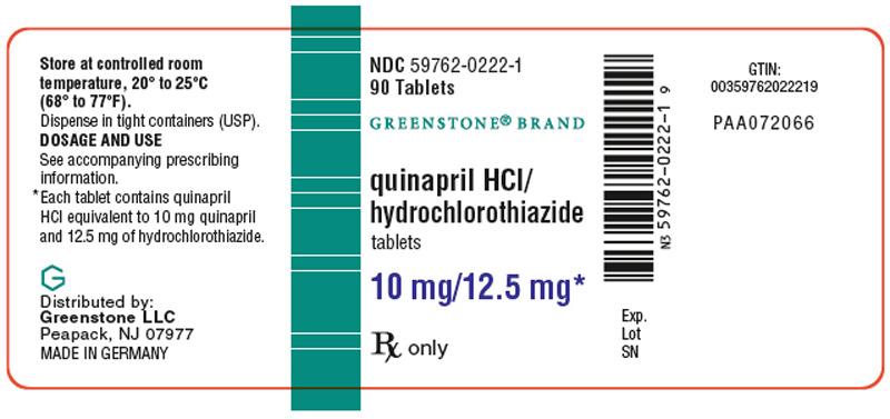 Thuốc Quinapril sử dụng cho bệnh nhân huyết áp cao