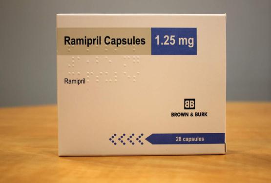 Thuốc Ramipril