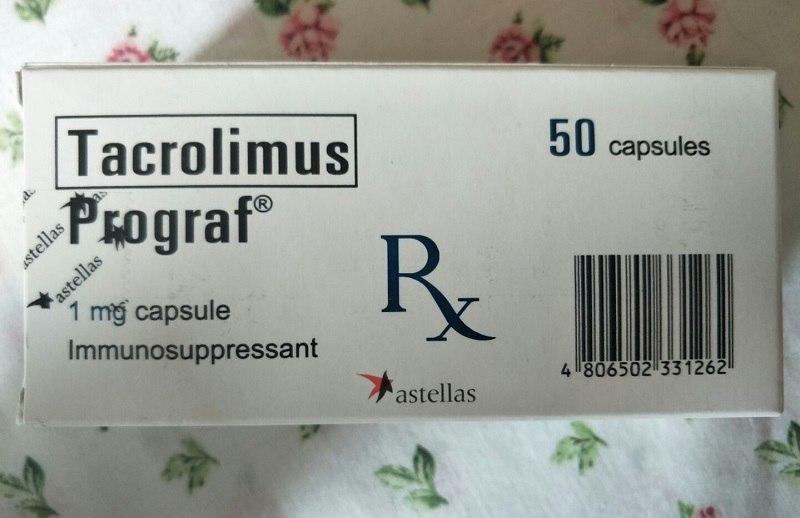 Thuốc Tacrolimus có công dụng như thế nào?