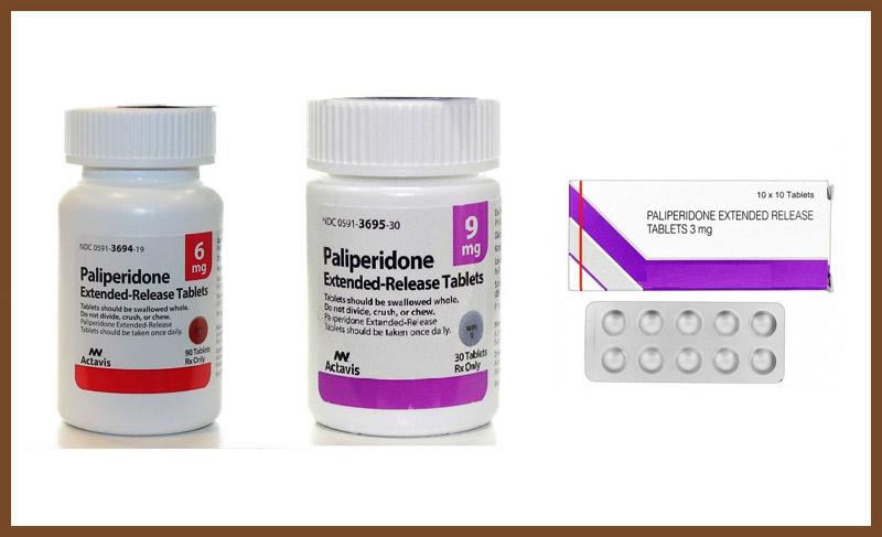 Thuốc điều trị bệnh tâm thần phân liệt Paliperidone
