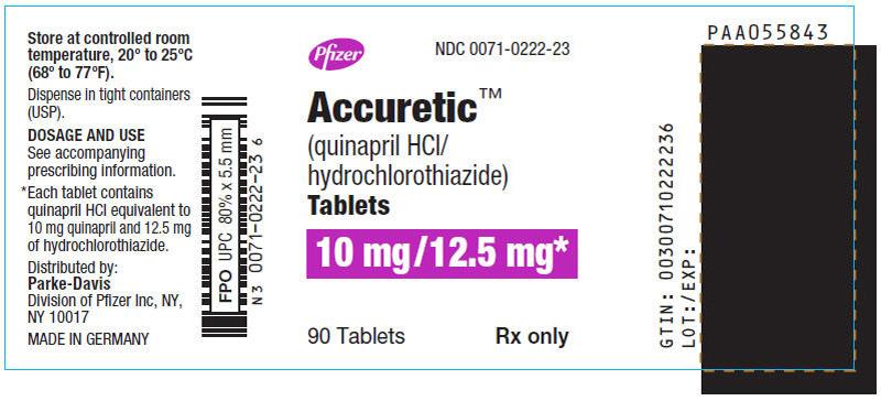 Thuốc dùng cho bệnh nhân bị huyết áp cao