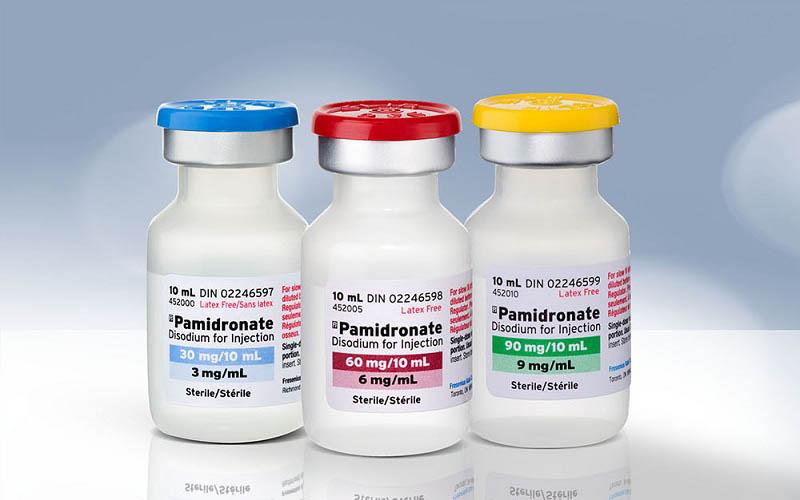 Thuốc Pamidronate có công dụng như thế nào?