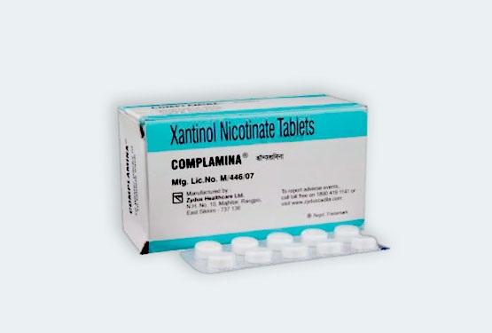 Xantinol nicotinate
