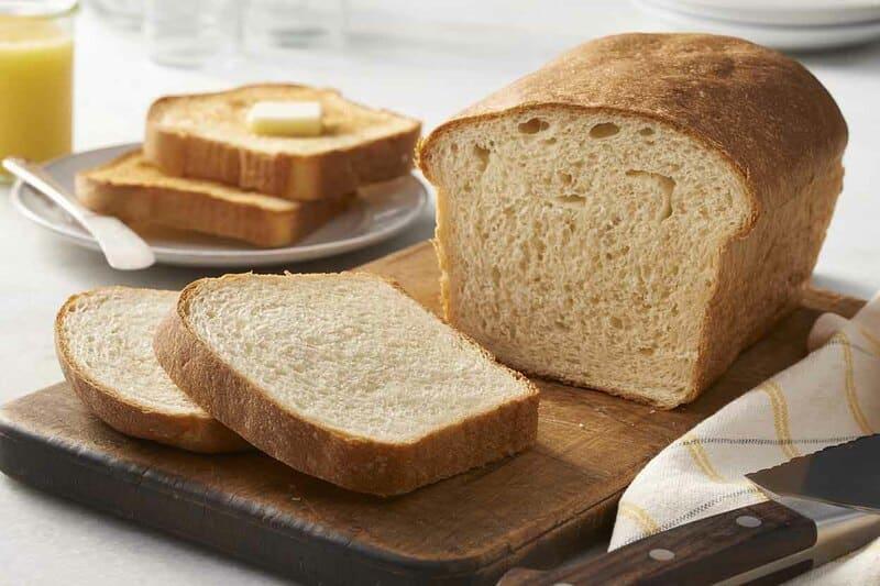 Bánh mì cung cấp calo nhưng ít chất xơBánh mì cung cấp calo nhưng ít chất xơ cho cơ thểho cơ thể
