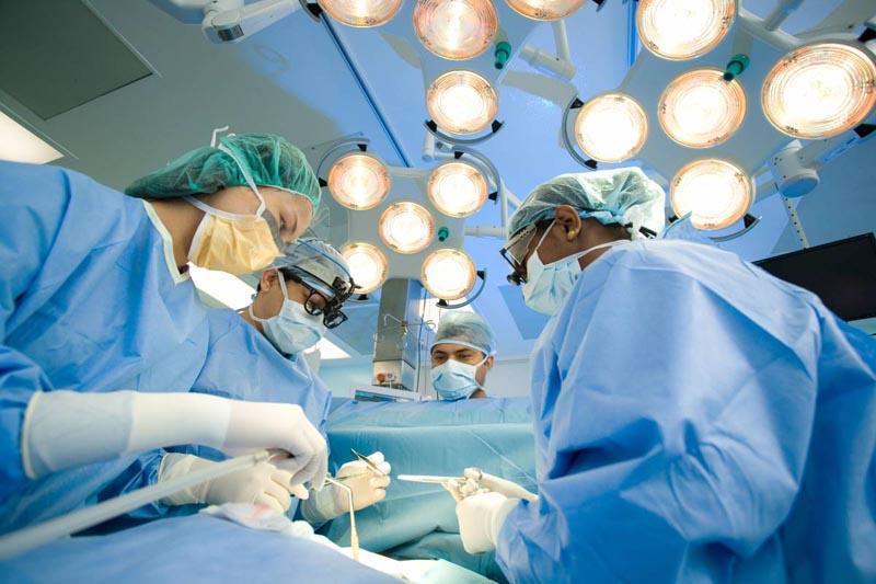 Can thiệp ngoại khoa là phương pháp điều trị bệnh khá hiệu quả