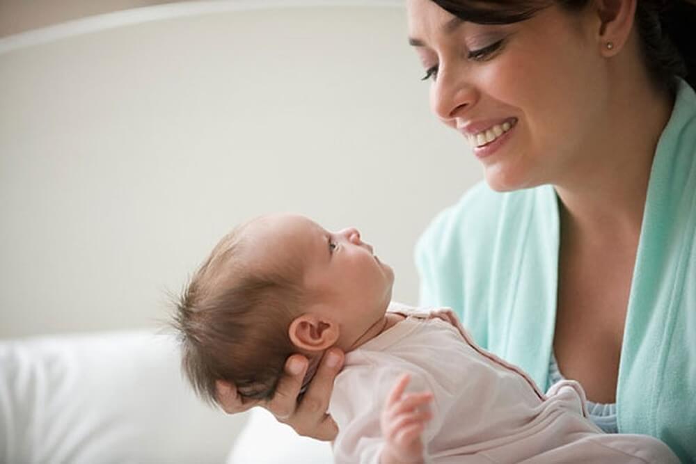 Chăm sóc bé sau sinh cũng rất quan trọng