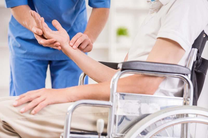 Cơ xương khớp là khoa thế mạnh của bệnh viện