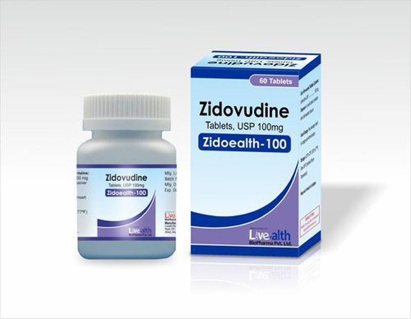 Không dùng chung thuốc Pyrimethamine với Zidovudine