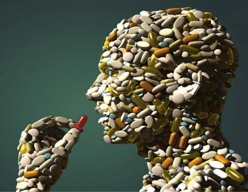 Lạm dụng thuốc cũng là một nguyên nhân gây liệt dương ở nam giới
