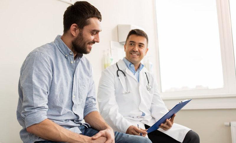 Nam giới cần tuân thủ phác đồ điều trị do bác sĩ chỉ định để chữa bệnh hiệu quả