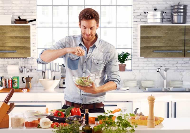 Nam giới nên bổ sung những món ăn tốt cho sinh lý vào trong bữa ăn hàng ngày