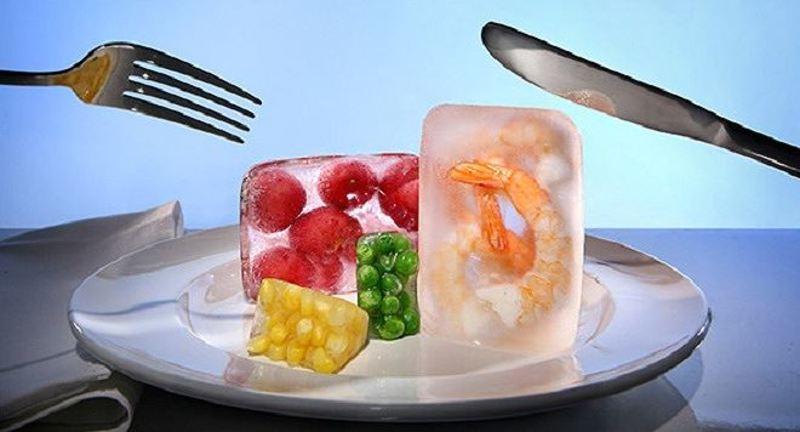 Nên tránh ăn đồ lạnh ít nhất 3 tháng sau sinh