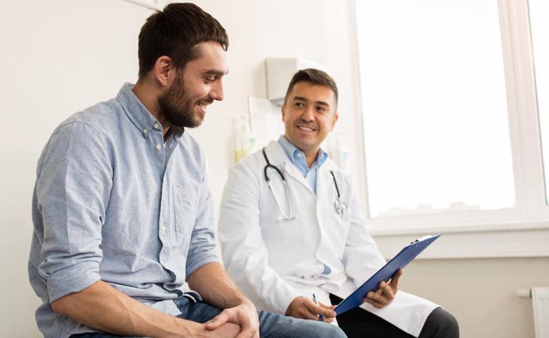 Phái mạnh nên khám nam khoa định kỳ để nắm rõ tình hình sức khỏe của mình