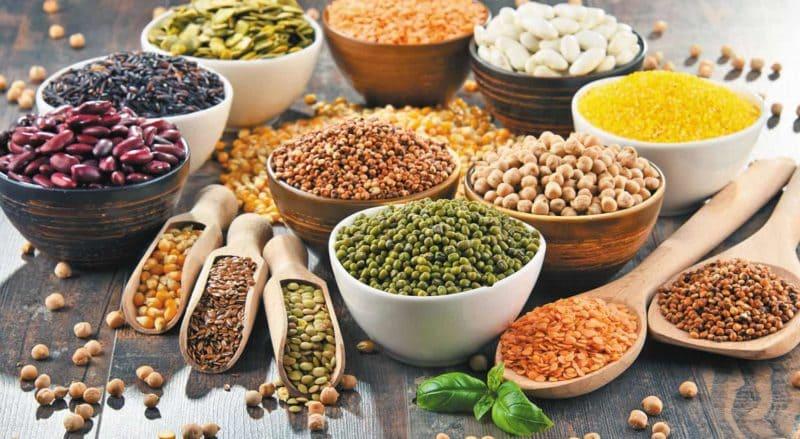 Phụ nữ sau sinh mổ nên ăn gì: Các loại ngũ cốc