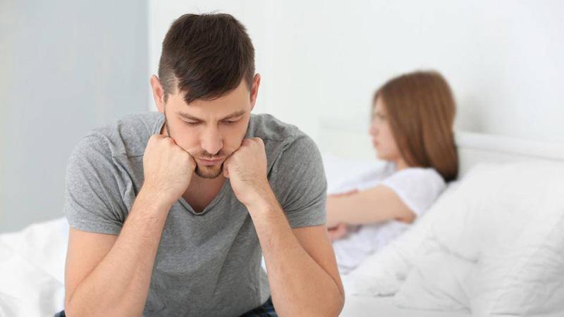 Rối loạn cương dương có thể gây ảnh hưởng xấu đến chức năng sinh lý nam