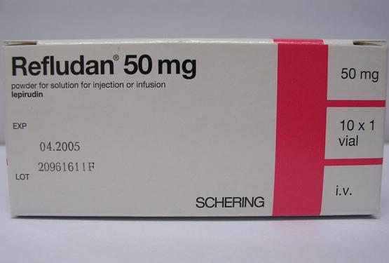 Thuốc Lepirudin