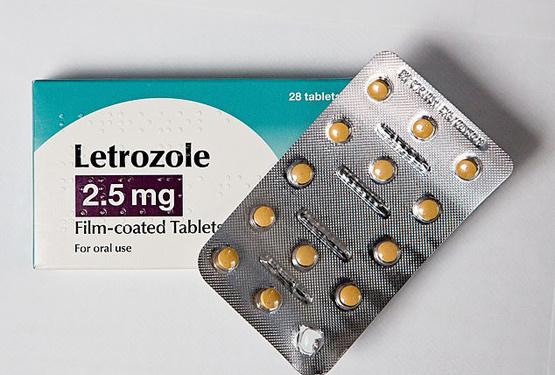 Thuốc Letrozole