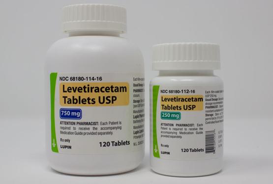 Thuốc Levetiracetam