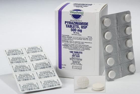 Thuốc Pyrazinamide