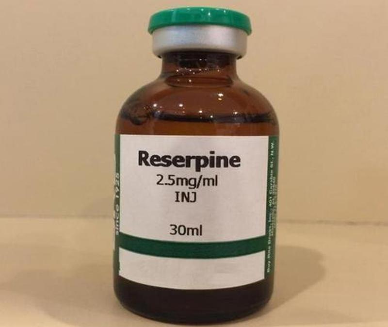Thuốc Reserpine có tương tác với nhiều loại thuốc