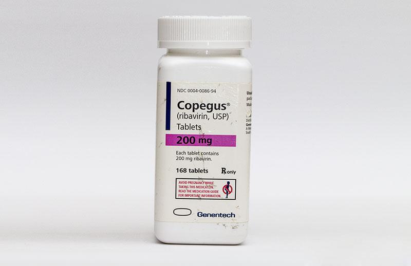 Thuốc Ribavirin có dạng viên nén