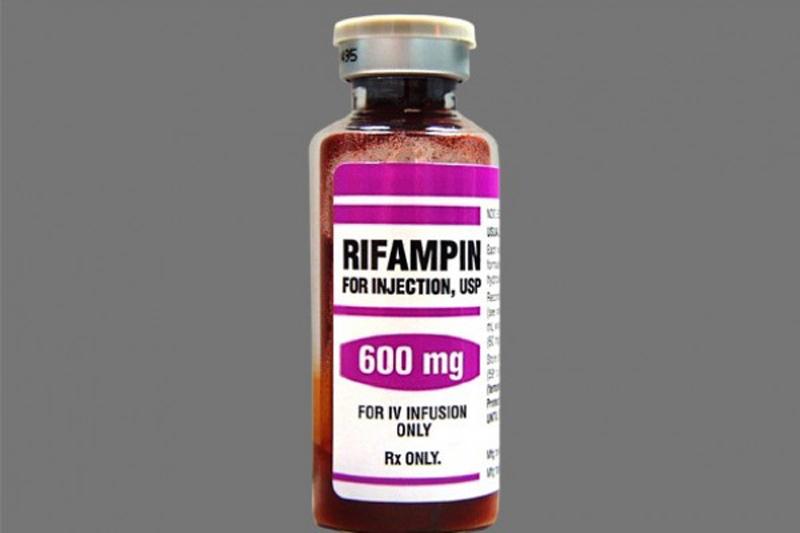 Thuốc Rifampin dành cho bệnh nhân bị lao phổi