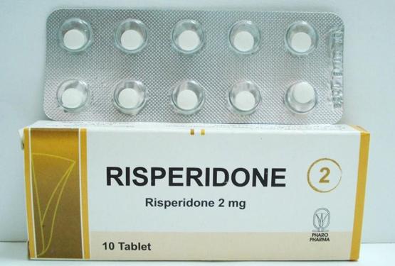 Thuốc Risperidone