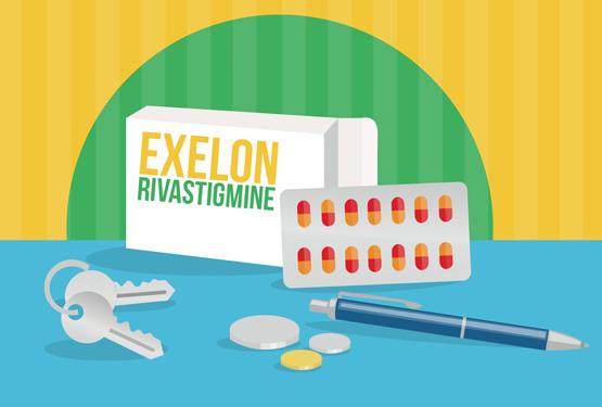 Thuốc Rivastigmine