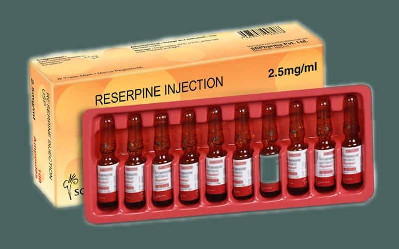 Thuốc cũng có dạng tiêm