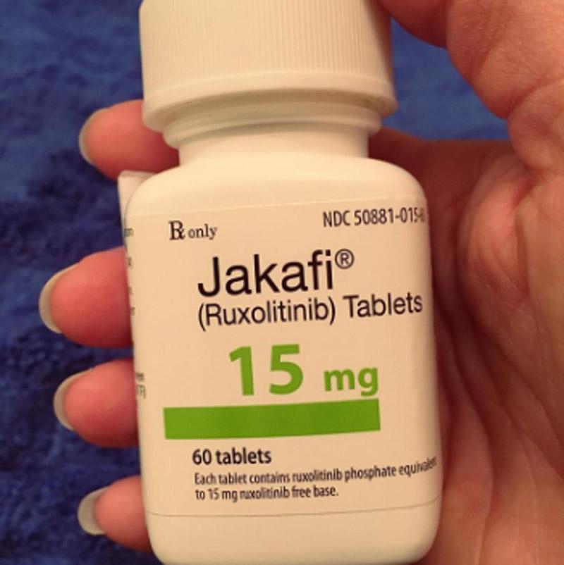 Tùy vào tình trạng bệnh, người dùng sẽ có liều dùng Ruxolitinib thích hợp