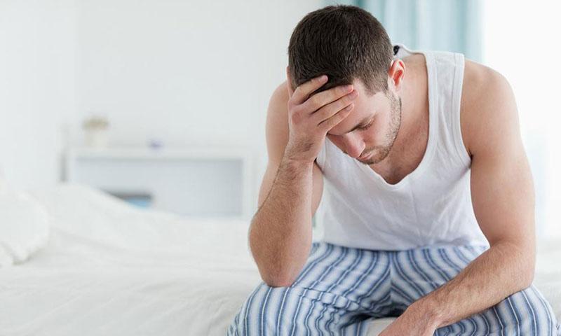 Xuất tinh ra máu gây ảnh hưởng khá nhiều đến tâm lý người bệnh