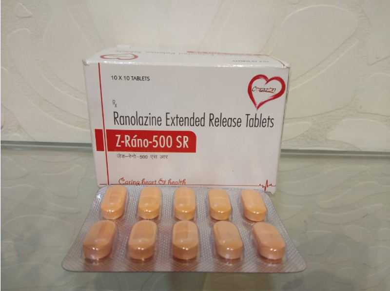 Ranolazine tương tác với nhiều loại thuốc