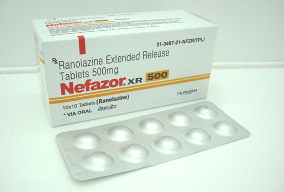 Ranolazine