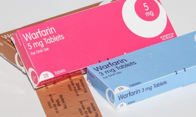 Rezoclav có tương tác với thuốc chống đông máu