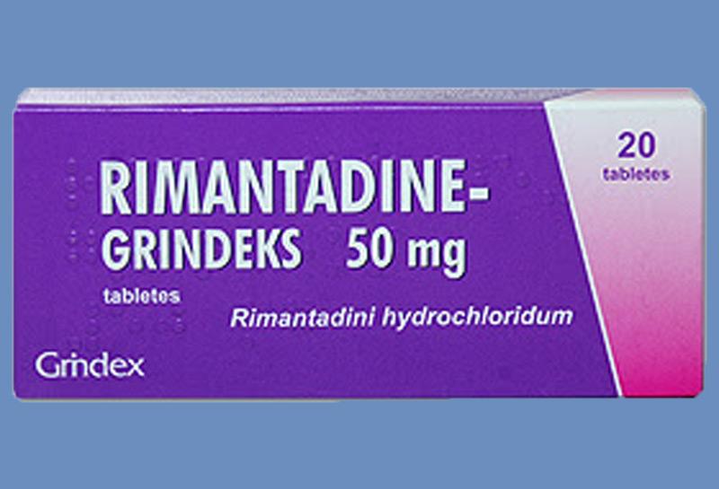 Rimantadine dùng cho bệnh nhân bị cúm A