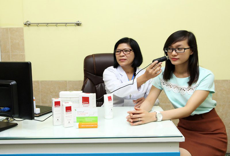 Bác sĩ chữa mề đay - Phó GS. TS Trần Lan Anh