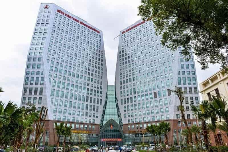 Bệnh viện 108 là địa chỉ chữa viêm da tại Hà Nội