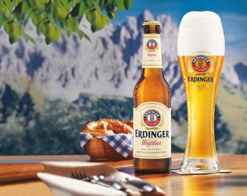 Bia Đức Erdinger Weissbier