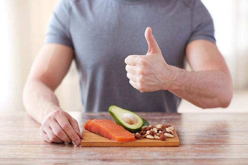 Bổ sung chế độ dinh dưỡng phù hợp để tăng cường sức khỏe hiệu quả